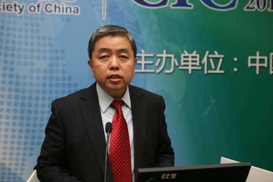 中国互联网协会秘书长卢卫致辞