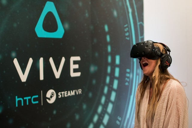 HTC正式拆分VR业务:更好推广虚拟现实