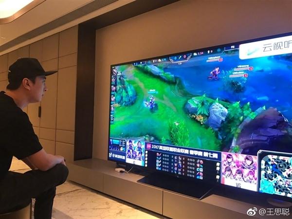 王思聪竟不是499999元电视首个用户?真相曝光