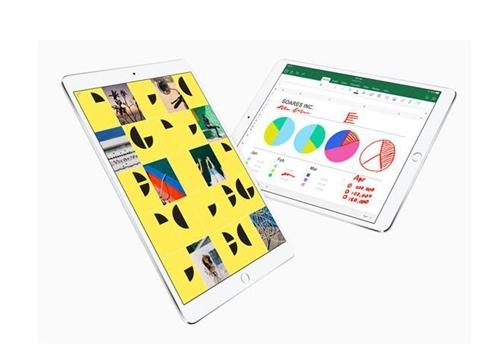 苹果全新10.5/12.9寸iPad Pro发布