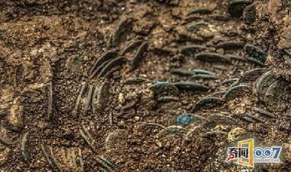 老农除草时发现绿色的东西,竟然是2000年前的宝贝?