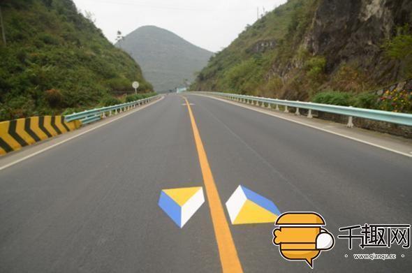 在高速路上不认识这5种线,赶紧下去重学科目一!