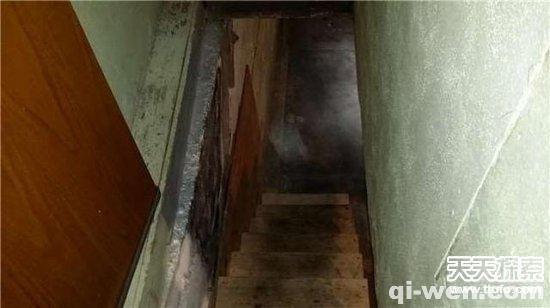 男子买房竟发现一密室密室里更让人触目惊心