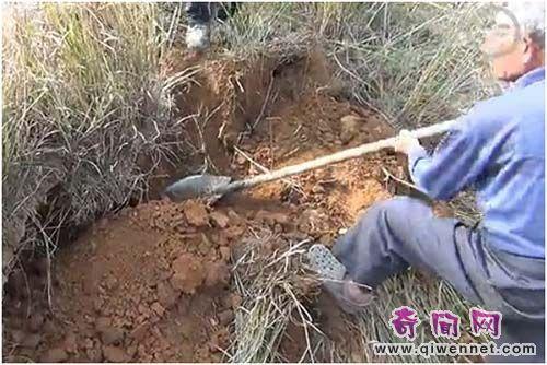 农民们挖大坝竟挖到这个东西,不知道该兴奋还是该害怕!