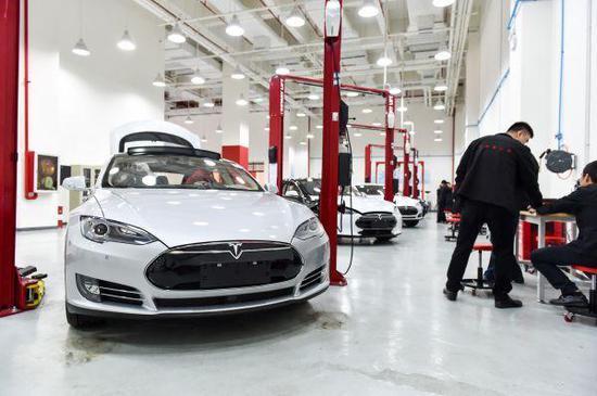 特斯拉若在華建廠將提升中國電動汽車制造國地位