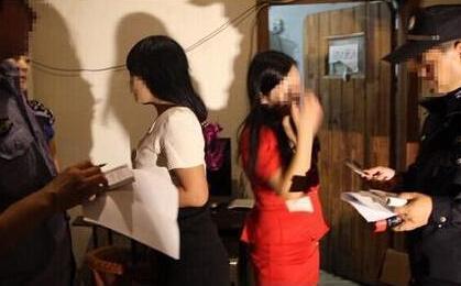 女子为给父亲治病欲卖淫结果第一条短信就发到了警察手机上