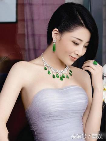 38岁还美得像少女,难怪当年富商愿为她豪掷千金