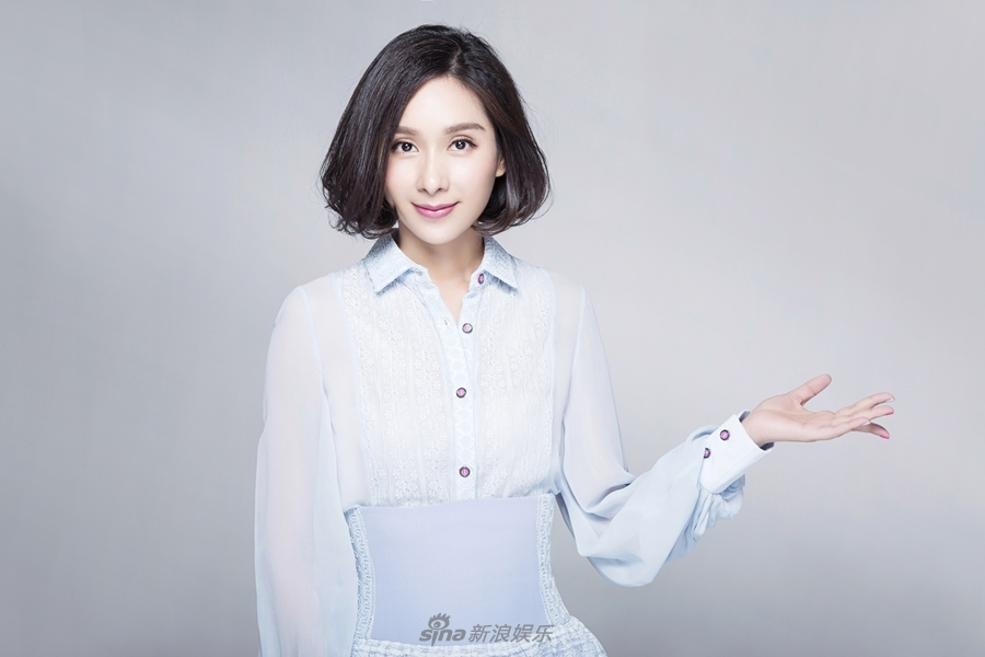 组图:杨恭如全新写真清凉一夏尽显熟女优雅魅力