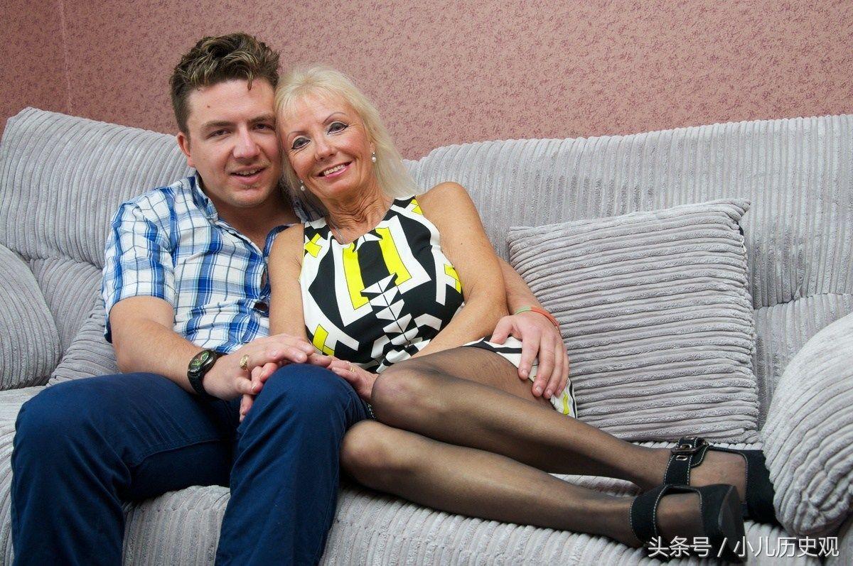 老太继承前夫的遗产,29岁青年疯狂爱上隆胸后的她