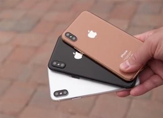 剧情反转 苹果8的Touch ID或移至电源键