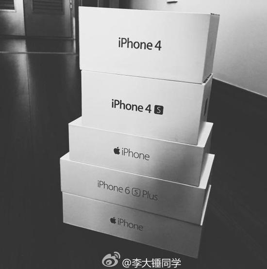 3个果粉的iPhone十年:手机已变成器官 离不开它
