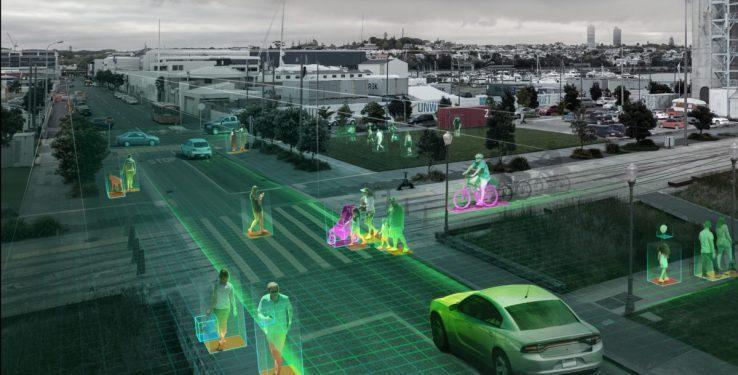 英伟达与阿里、华为合建人工智能城市平台