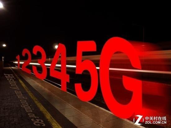 重心前移 5G时代预热把4G LTE资源抢了