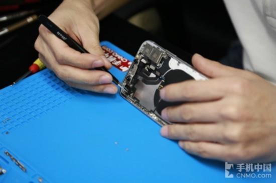 """拆除iPhone X的""""刘海""""——原深感摄像头"""