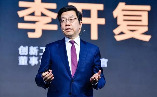创新工场董事长兼CEO李开复
