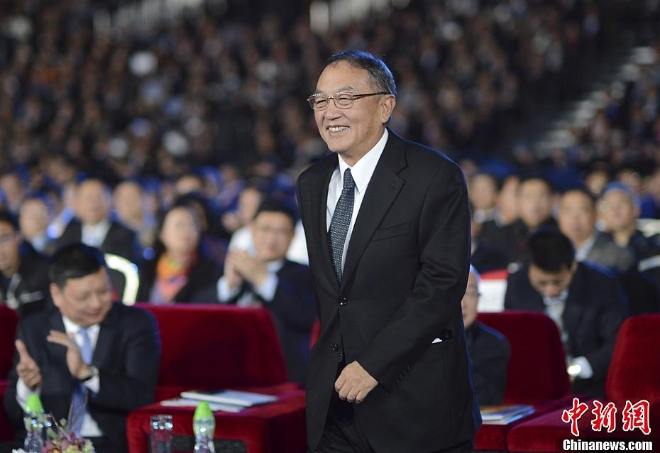 75岁柳传志本周将卸任联想控股董事长 50岁宁旻团队接班插图