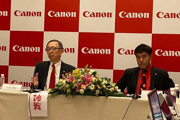 对话佳能中国CEO小泽秀树:B2B业务未来发展潜力无可限量