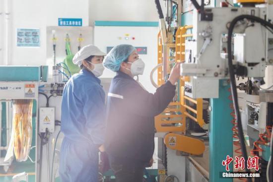 中国工业互联网研究院:以工业互联网化解中小企业困境