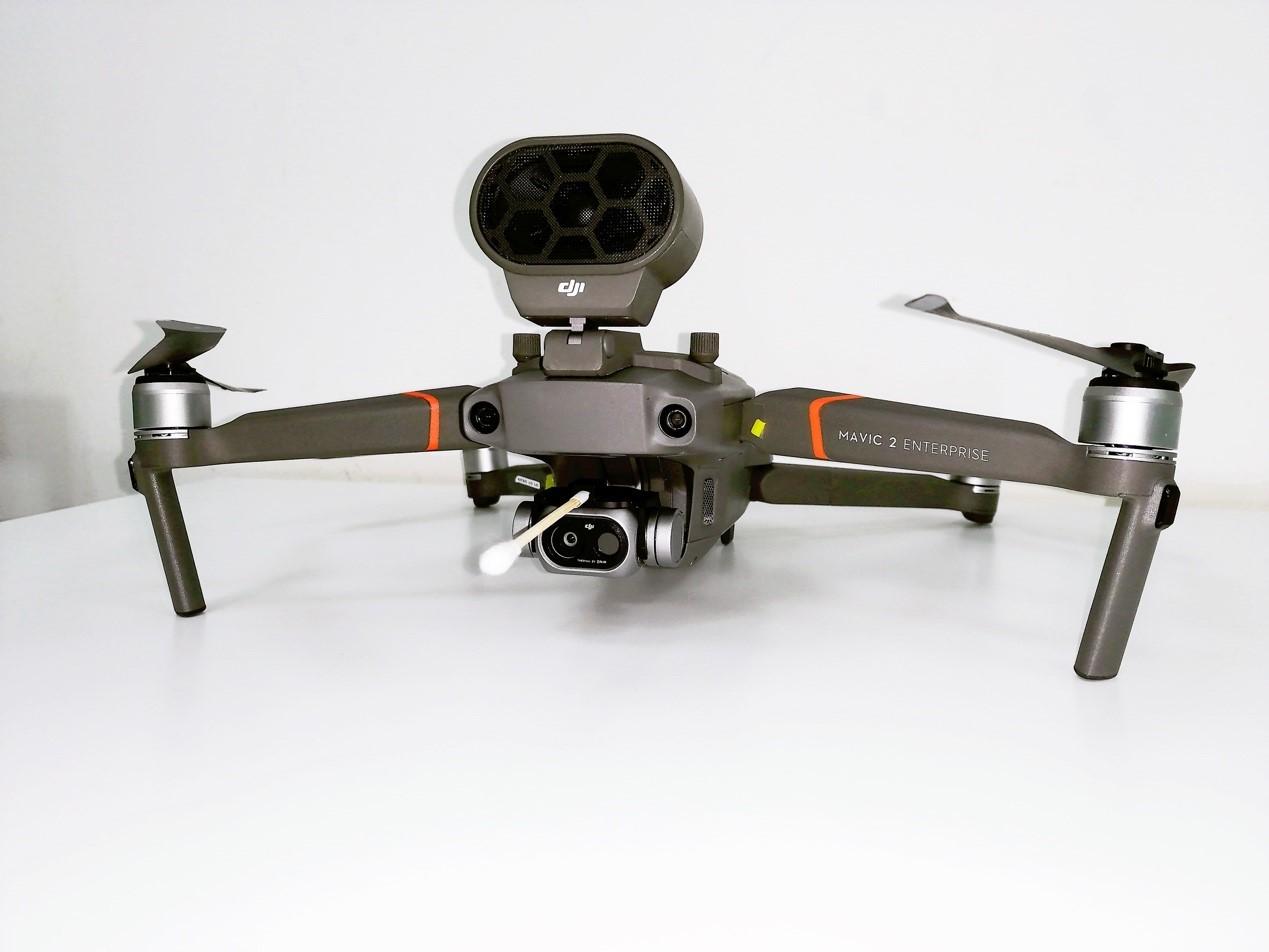 大疆推出无人机测温应急解决方案 测温精度提升至±0.5