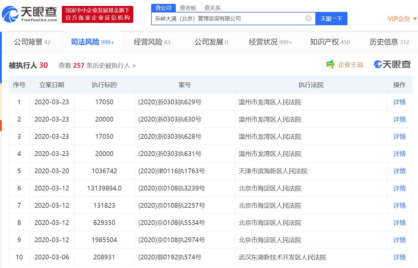 """""""老赖""""!ofo再新增5条被执行人信息 累计执行标的约111万"""