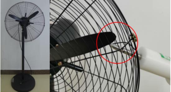 电风扇暗藏伤人隐患 部分产品未考虑对儿童保护插图(1)