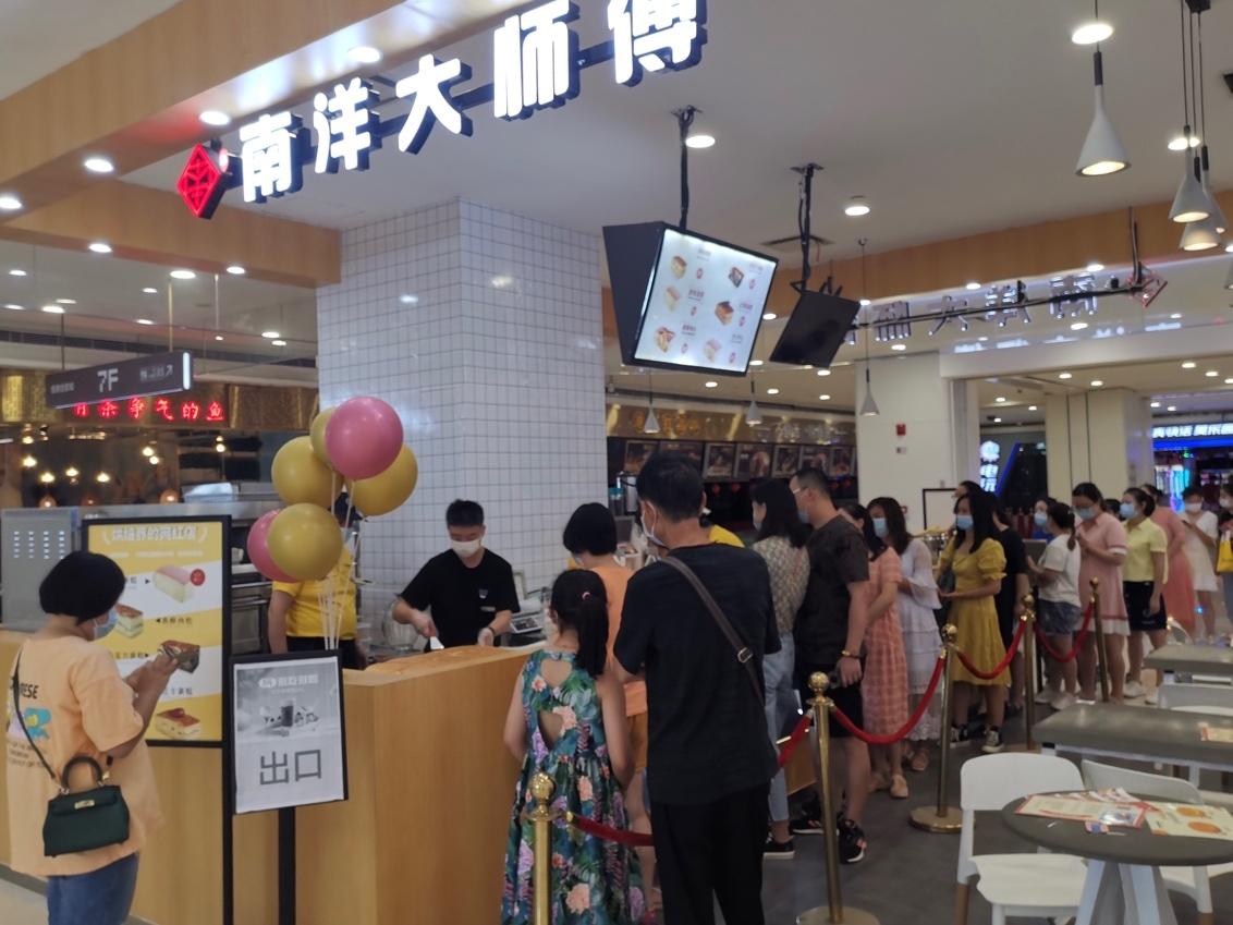 百万武汉大学生返校拉动消费 武汉银泰创意城业绩增了4成插图2