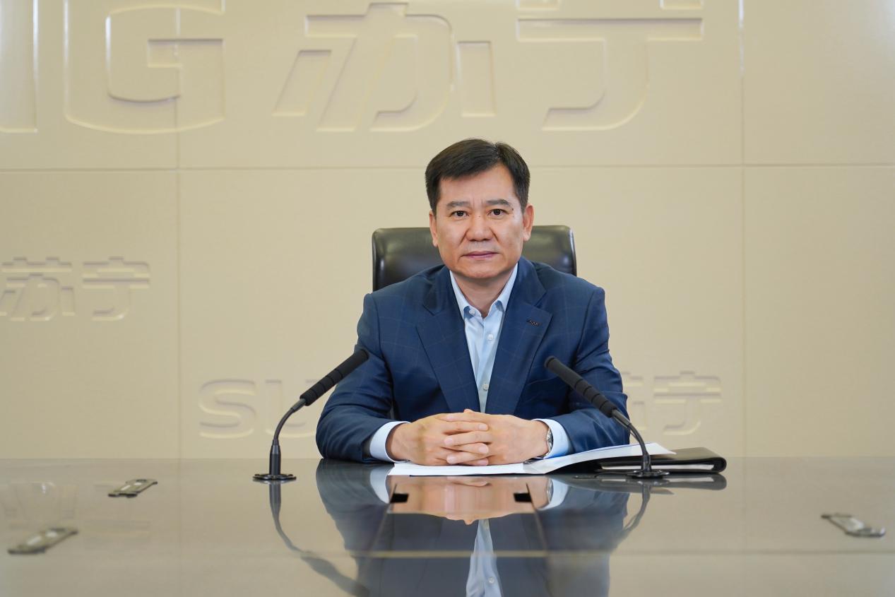 张近东新春团拜:聚焦创效 加速零售服务商升级