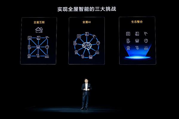华为发布全屋智能系统级产品 或引领行业进行新一轮升级革命