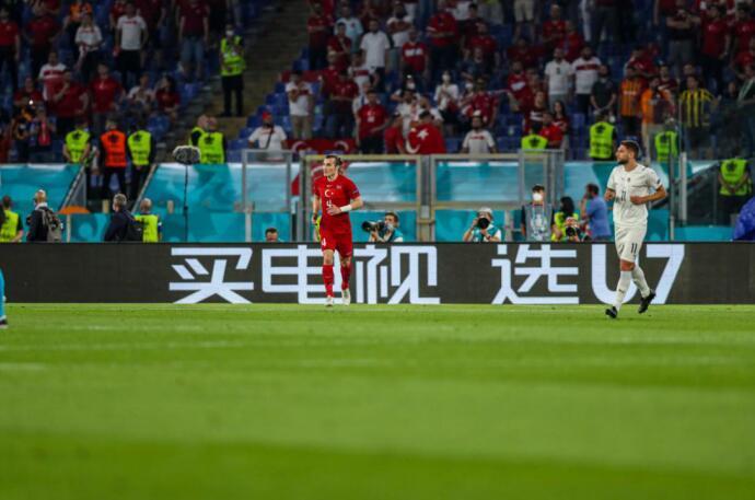 欧洲杯凌晨开幕:海信U7刷屏现场!