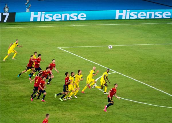 名利双收!海信发布2020欧洲杯战报