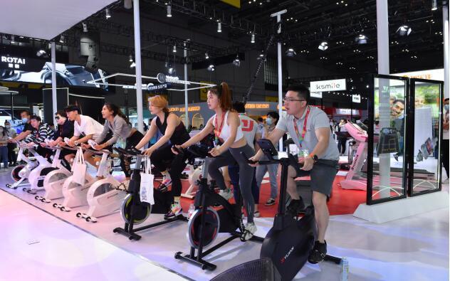 """""""""""体育强国""""也是""""智造强国""""淘宝产业带健身器械登上东京奥运"""