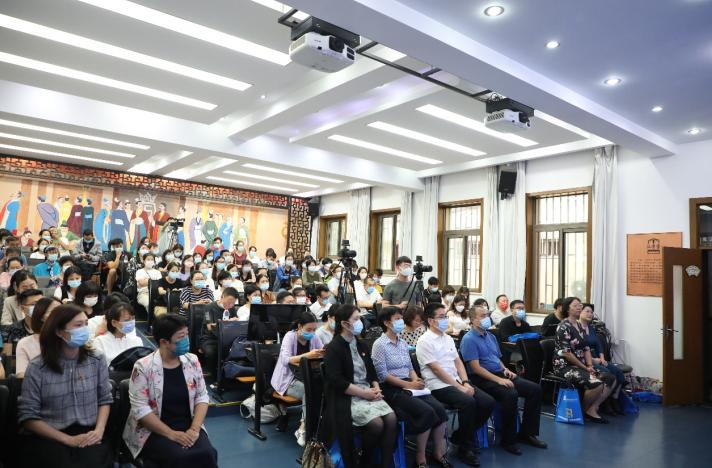 """""""2021年朝阳区家庭教育指导进社区活动启动仪式在京举行"""