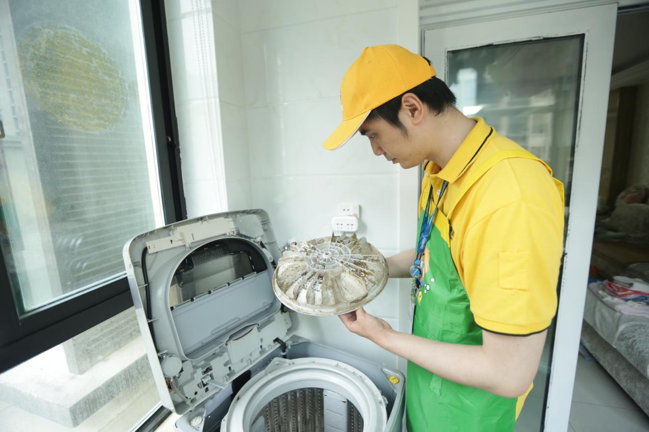 日峰值将突破20万单,苏宁易购双十一加码家电家装清洗安维上门服务