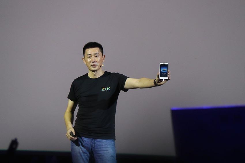 售价1799元联想互联网手机ZUK Z1图赏_科技_中国网