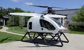 Workhorse载客无人机将在CES进行首次试飞