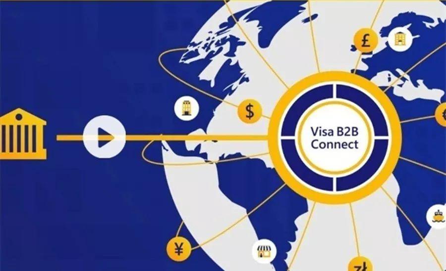 VISA推出区块链产品 提供便捷跨境支付网络