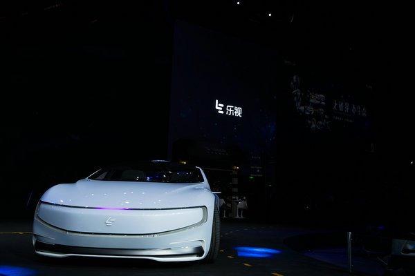乐视推出超级汽车 无人驾驶功能成最大吸睛利器高清图片