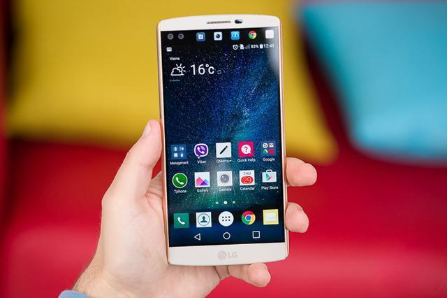 LG V20提前发布救场 但别太期待Android 7.0