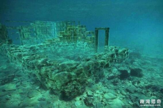 从未曝光过的7大神秘海底古城遗迹_科技
