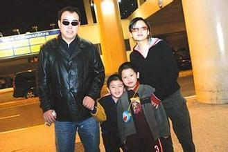 陈凯歌为什么弃倪萍娶陈红 看看他儿子就知道了