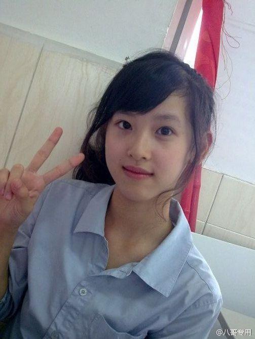 奶茶妹妹的高中旧照宛如小学生,太清纯了!