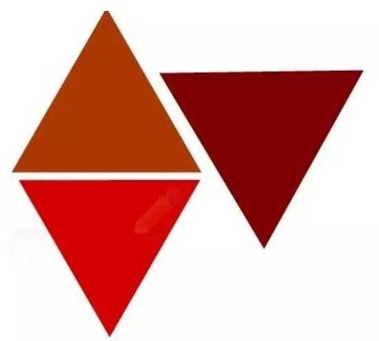 8.这个正方形里有图案吗?